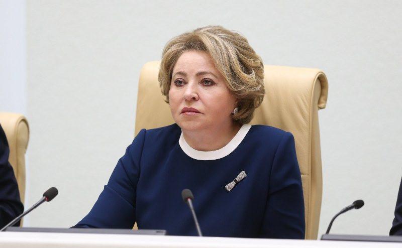 ForPost - Новости : Сутки в Крыму обойдутся россиянам как неделя в Египте — Матвиенко