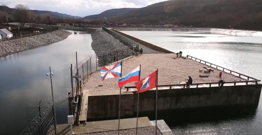 ForPost - Новости : Бельбекский водозабор дал Севастополю более миллиона кубов воды