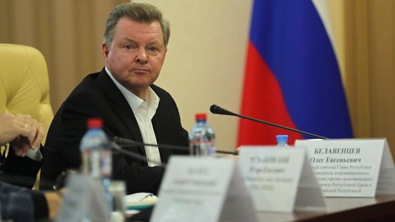 ForPost - Новости : СМИ подсчитали добро экс-полпреда Олега Белавенцева в Севастополе
