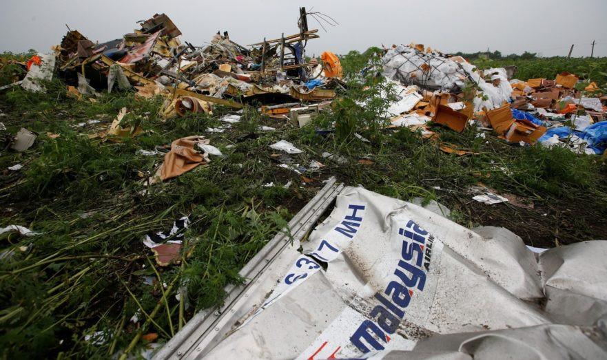 ForPost - Новости : Агентство FBL доказало вину Украины в крушении малайзийского Boeing MH17