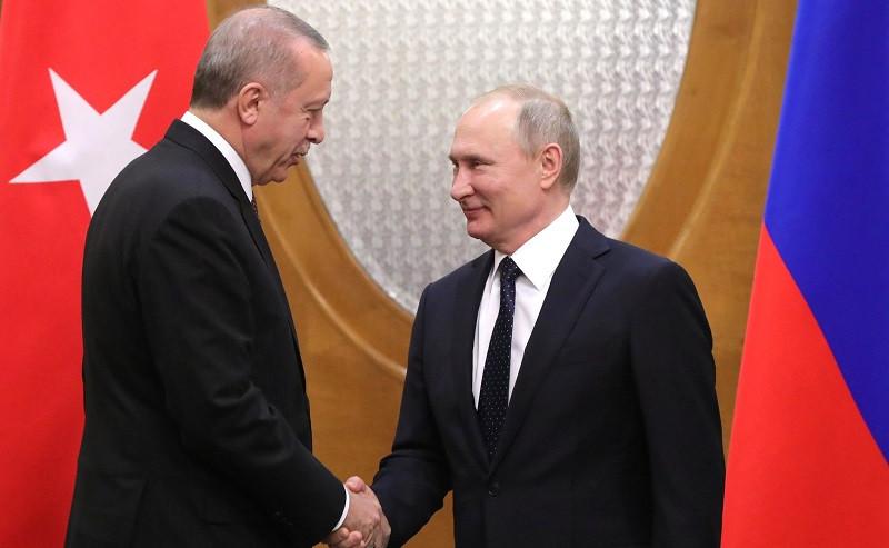 Россия попытается изменить позицию Турции по Крыму