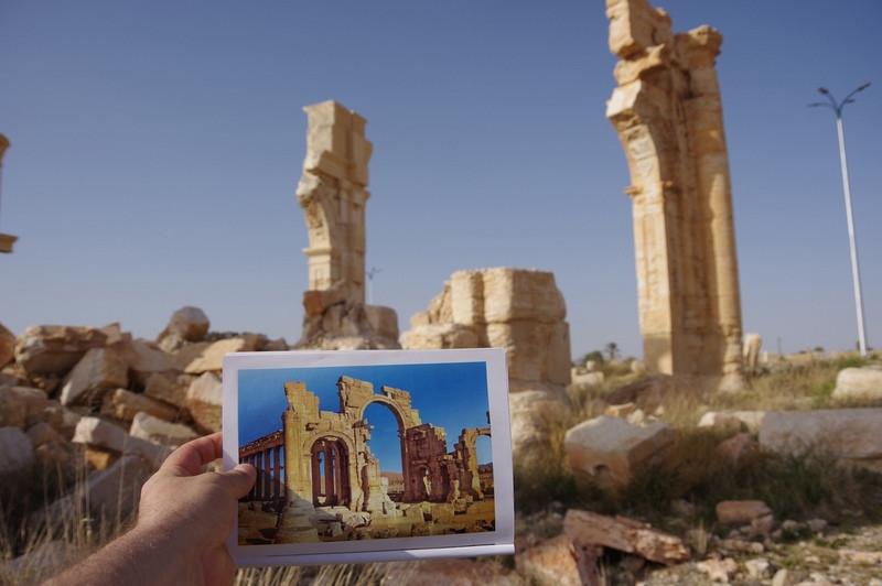 ForPost - Новости : Крымские археологи участвуют в восстановлении сирийской Пальмиры