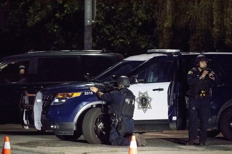 ForPost - Новости : Неизвестный устроил массовый расстрел в Индианаполисе
