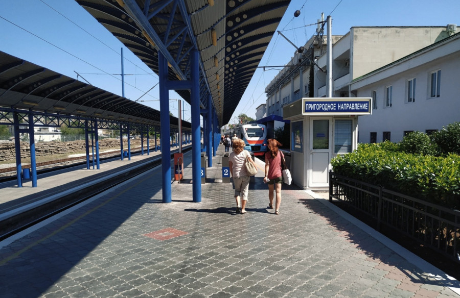 ForPost - Новости : Железнодорожным вокзалом Севастополя займётся Тюмень