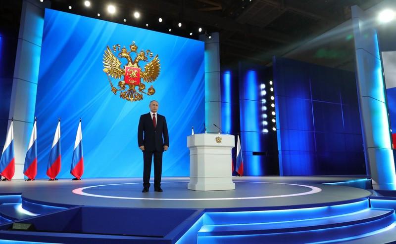 ForPost - Новости : Путин сказал, как долго будут жить россияне к 2030 году