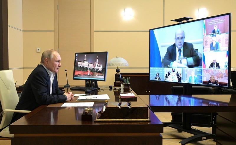 ForPost - Новости : Путин в своём послании огласит нечто новое для россиян