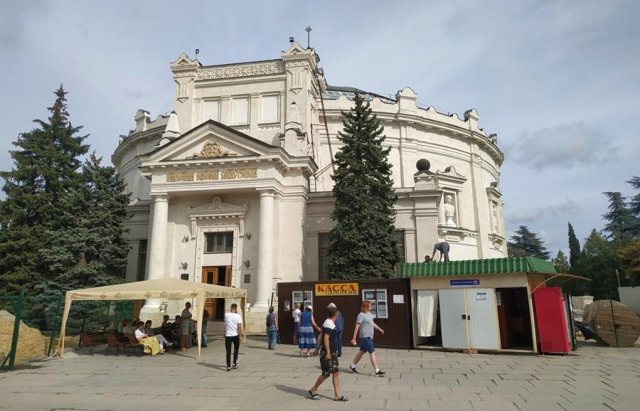 ForPost - Новости : В Севастополе будут дорабатывать ещё один важный проект