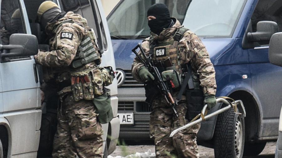 Служба безопасности Украины заявила о задержании агента ФСБ