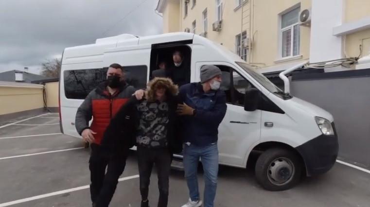 ForPost - Новости : ФСБ: В Севастополе задержан подозреваемый в госизмене гражданин России