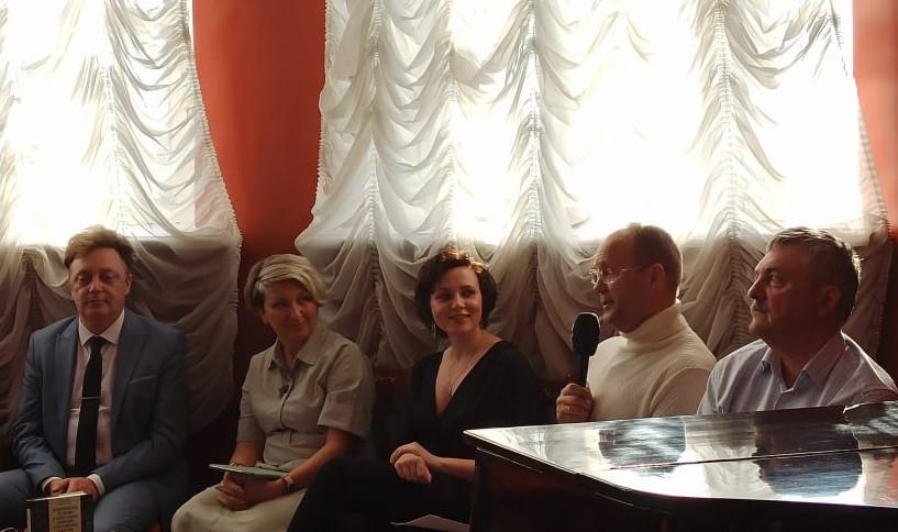 ForPost - Новости : В Севастополе обсудили исторические уроки российской политической полиции