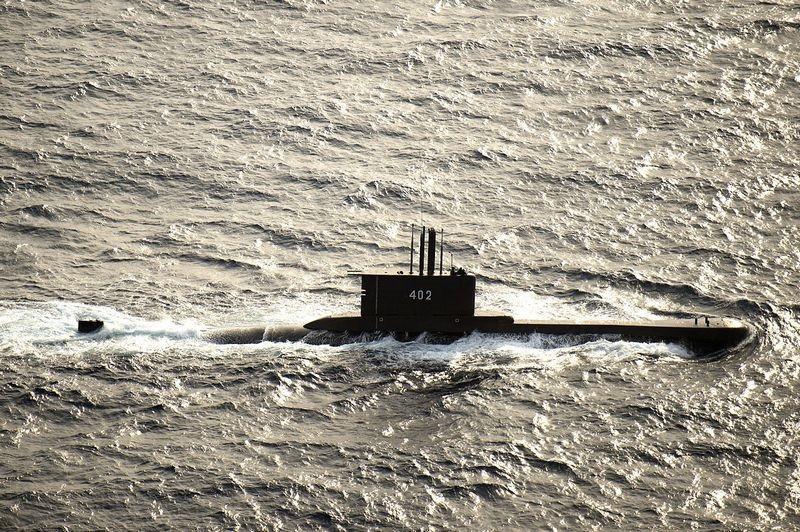 ForPost - Новости : Подводная лодка с людьми на борту пропала у берегов Бали