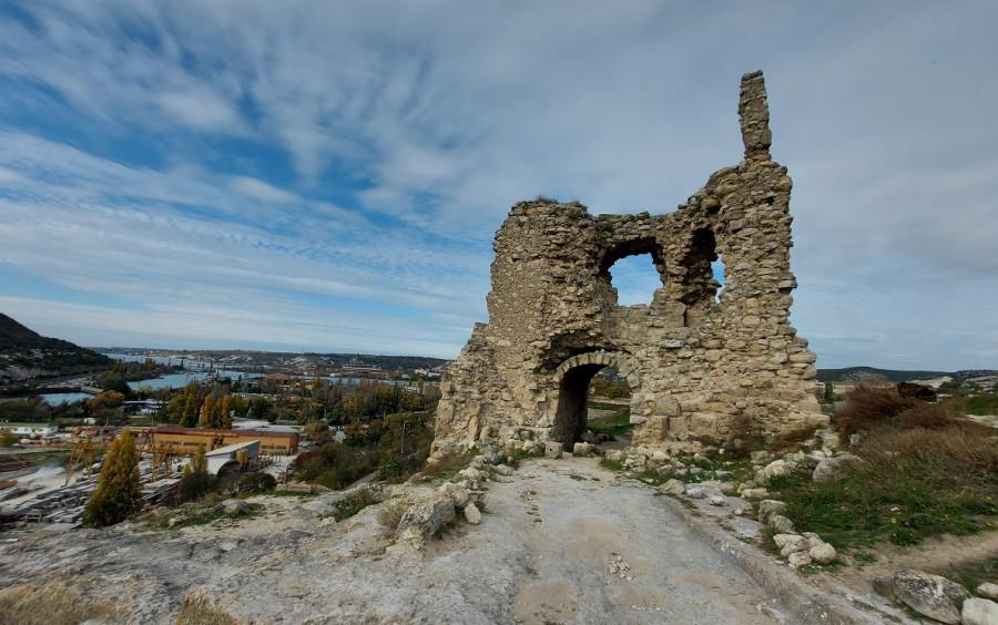 ForPost - Новости : Крепости Каламита в Севастополе намерены придать презентационный вид