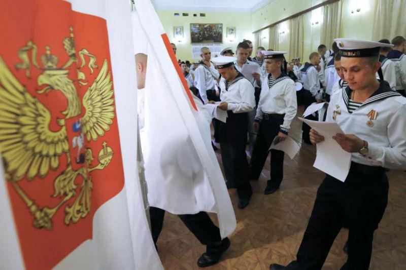 ForPost - Новости : В Севастополе блокчейном протестируют выборы в Госдуму