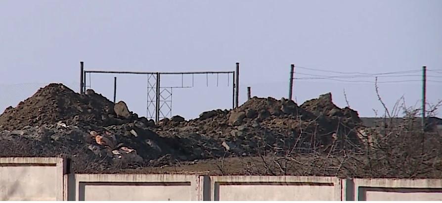 ForPost - Новости : Росприроднадзор подтвердил вывоз опасных отходов в воинские части Севастополя