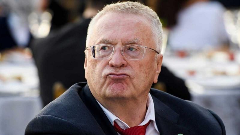 ForPost - Новости : Жириновский рассказал, как сидел в тюрьме в Турции