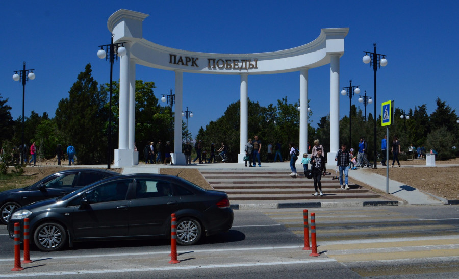 ForPost - Новости : «Армата» заступит на обслуживание фонтанов Севастополя