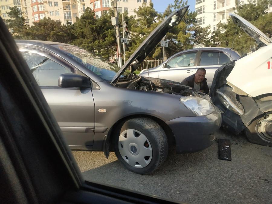 ForPost - Новости : В Севастополе произошла очередная авария с участием скорой помощи