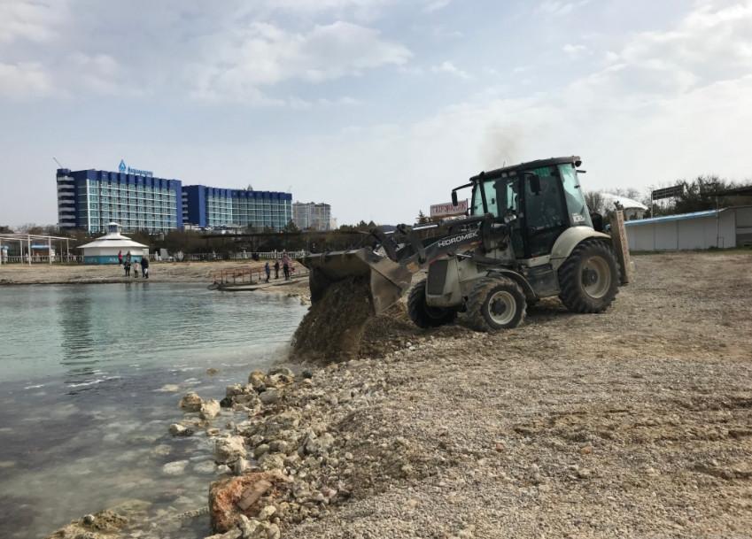 ForPost - Новости : Скандальный севастопольский отель «Аквамарин» оштрафован за вред Чёрному морю