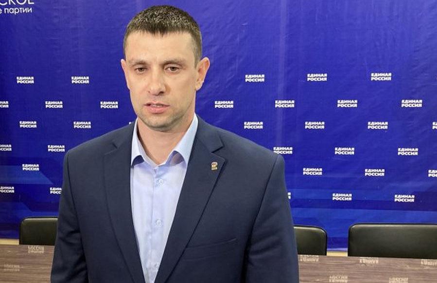 ForPost - Новости : Александр Марчук идёт в депутаты заксобрания Севастополя