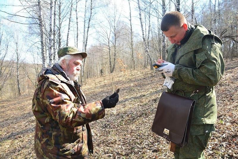 ForPost - Новости : Обнаружено место эпичного поражения крымского хана