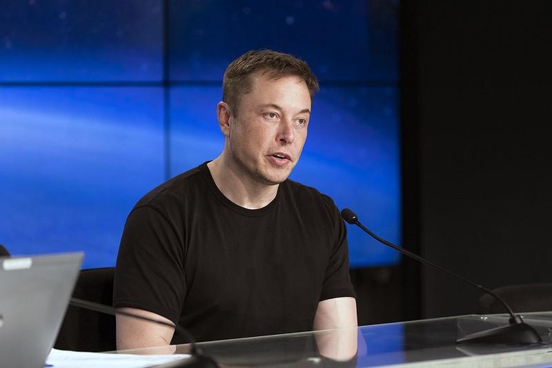 ForPost - Новости : Илон Маск потерял два миллиарда за сутки