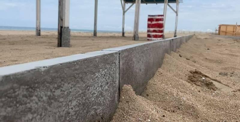 ForPost - Новости : В Крыму возбудили уголовное дело из-за застройки песчаного пляжа