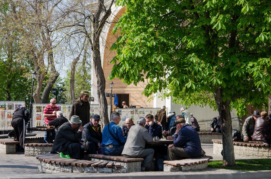 ForPost - Новости : Экзамен по демографии: справится ли Севастополь с миграционным приростом населения?
