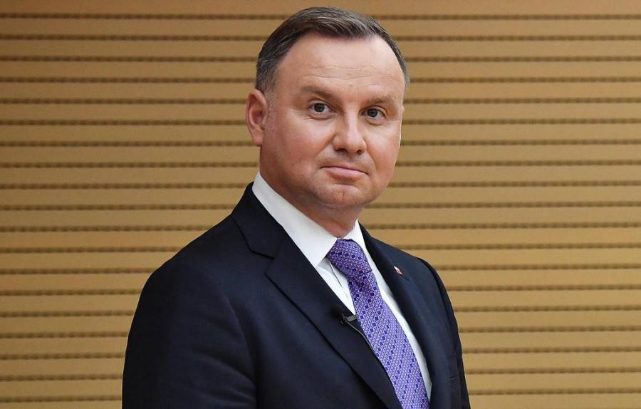 ForPost - Новости : Дуда сообщил, что тему вступления Украины в НАТО обсудят на саммите в июне