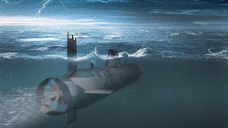ForPost - Новости : Российские подводные беспилотники будут роями уничтожать противника