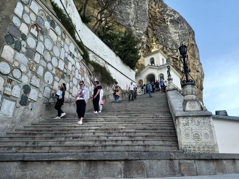 ForPost - Новости : На Пасху Бахчисарай стал Меккой для туристов в Крыму