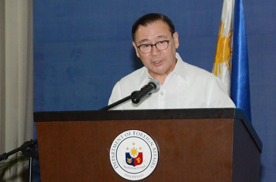 ForPost - Новости : Глава МИД Филиппин обматерил Китай и потребовал убраться из спорной акватории
