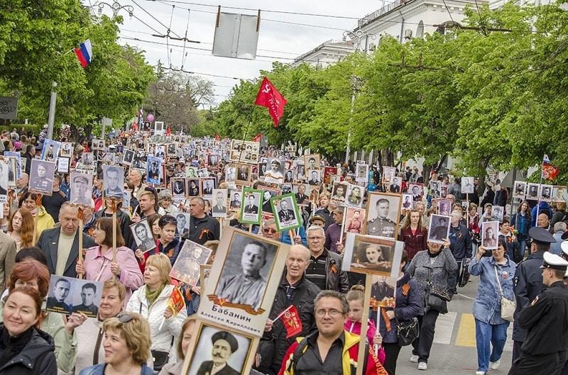 ForPost - Новости : Как в Севастополе пройдёт «Бессмертный полк»
