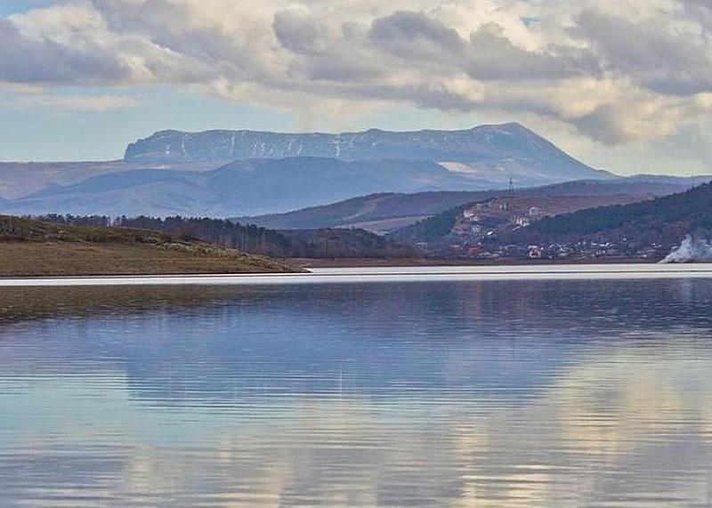 ForPost - Новости : Русла рек и водохранилища Крыма наполнились
