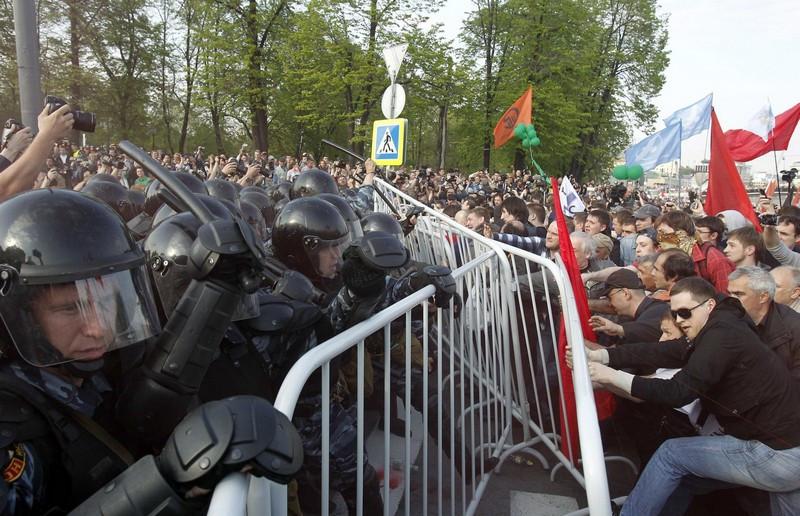 ForPost - Новости : В Госдуме заявили о десяти центрах по подготовке беспорядков в России