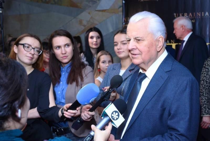 ForPost - Новости : Кравчук: Украина может стать ядерной державой