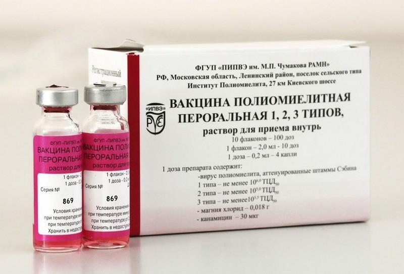 ForPost - Новости : Центр Чумакова заявил о защите от COVID-19 вакциной от полиомиелита