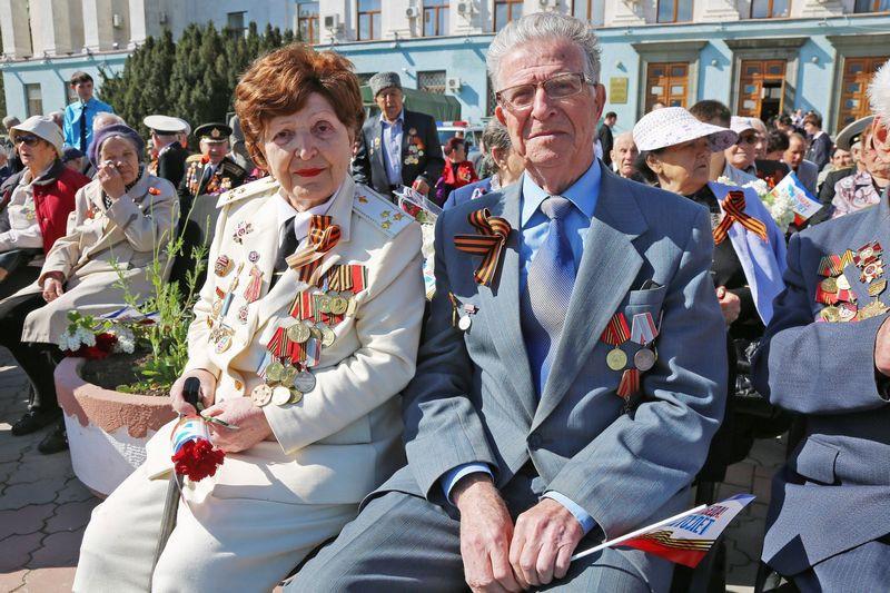 ForPost - Новости : Салюты, парады, концерты: как в Крыму отметят 76-ю годовщину Победы