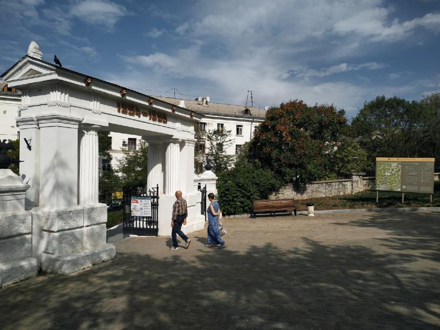 ForPost - Новости : Севастопольский музей планирует установку турникетов на Малаховом кургане