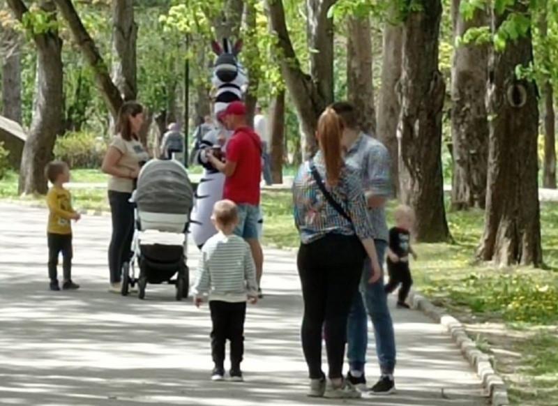 ForPost - Новости : В Крыму на смену фотоживодёрам пришёл плюшевый рэкет