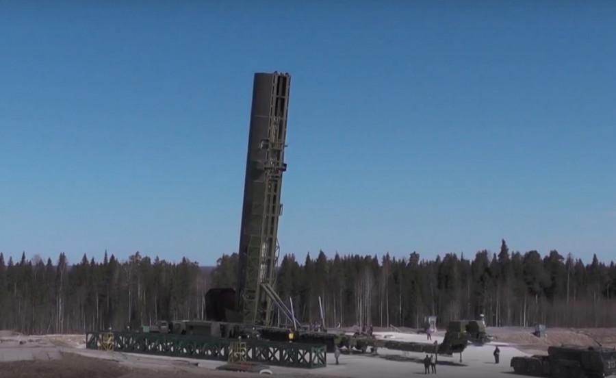 ForPost - Новости : В Англии испугались новой русской ракеты, которая может уничтожить Техас