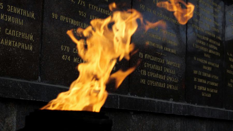 ForPost - Новости : В Севастополе проверили все Вечные огни