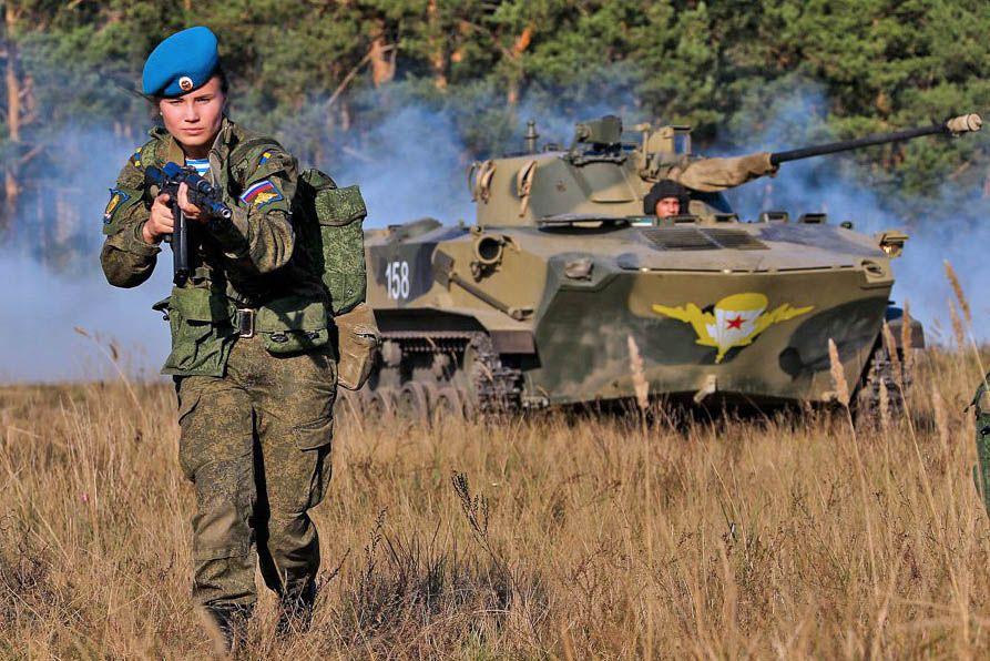 ForPost - Новости : Финляндия заявила о готовности России применить войска в Европе