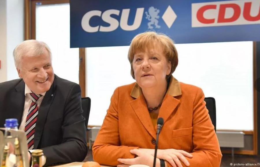 ForPost - Новости : Рейтинг правящего в Германии блока ХДС/ХСС упал до исторического минимума