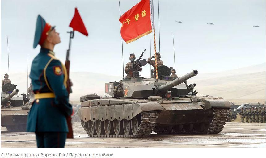 """ForPost - Новости : Global Times: США ждет """"абсолютный кошмар"""" при конфликте с Россией и КНР"""