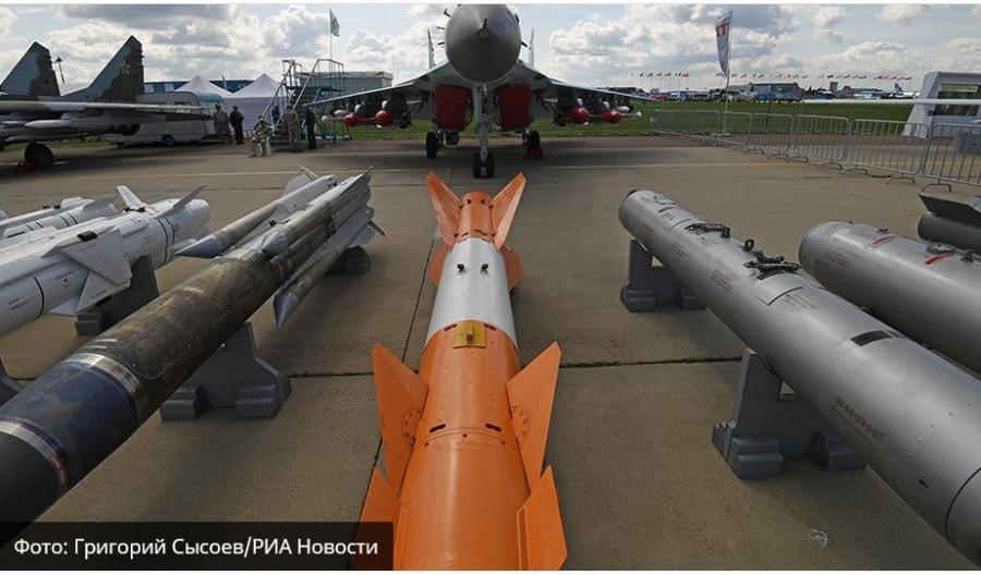"""Вооруженные силы РФ получат """"невидимую"""" авиабомбу в этом году"""