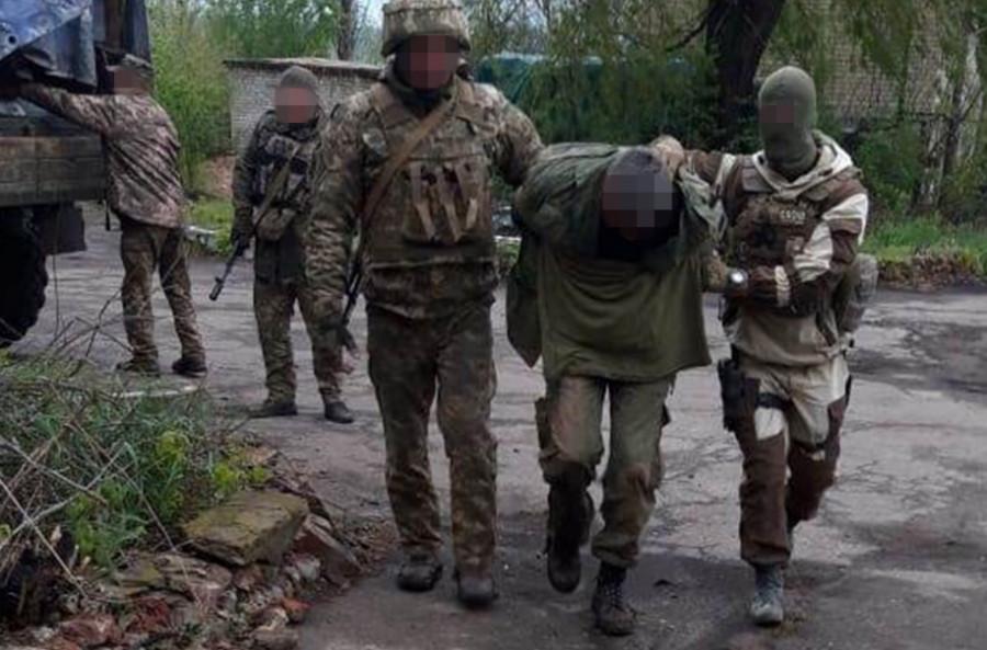 СБУ задержала разведчика ДНР