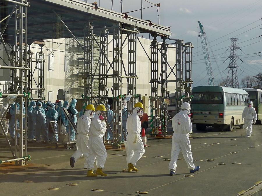 ForPost - Новости : Воду с аварийной АЭС «Фукусима-1» собираются сливать около берегов Японии