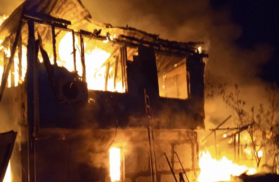 ForPost - Новости : В Севастополе в пожаре погиб ребенок