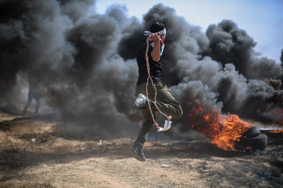 ForPost - Новости : «Потенциал кровавого противостояния далеко не исчерпан»: эксперт о конфликте Израиля и Палестины