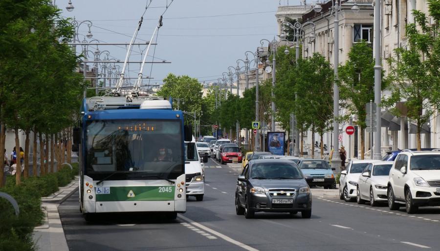 ForPost - Новости : Полумиллиардный иск не остановит троллейбусы в Севастополе